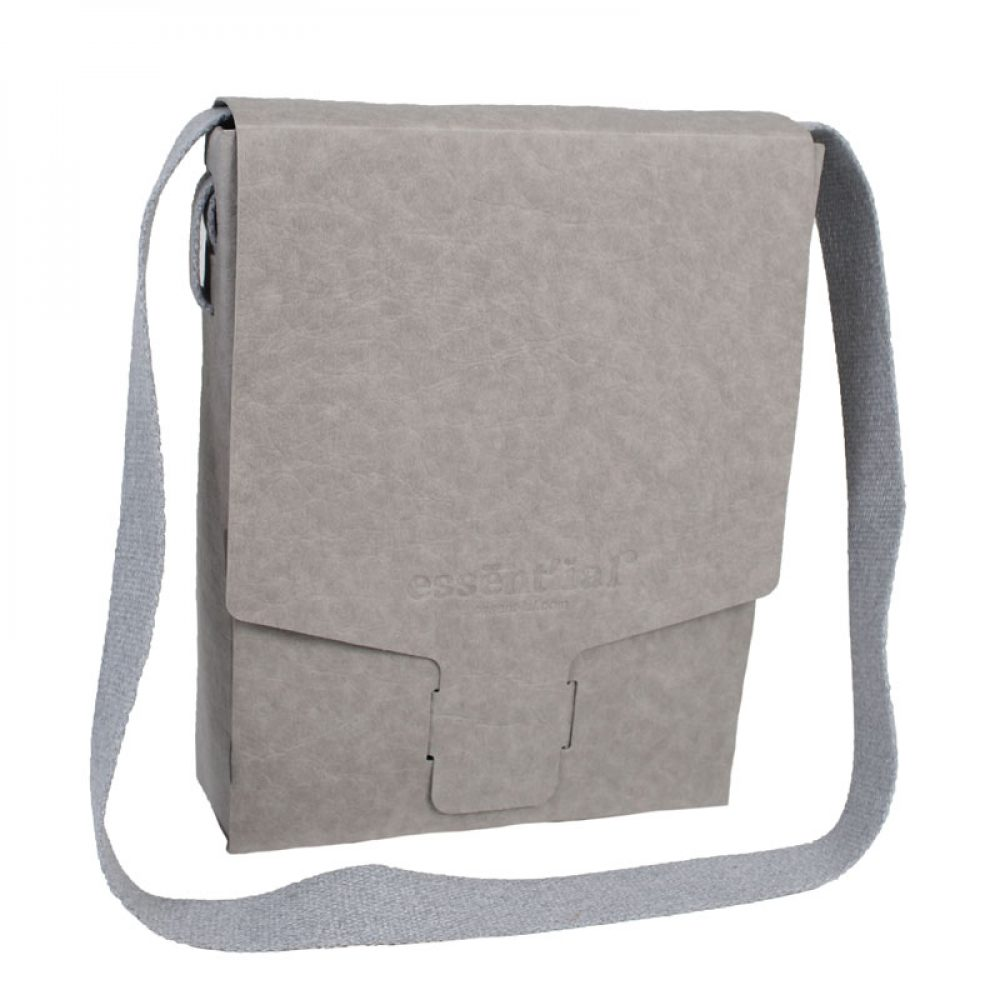 MARSUPIO GRIGIO FOLDER BAG ESSENTIAL