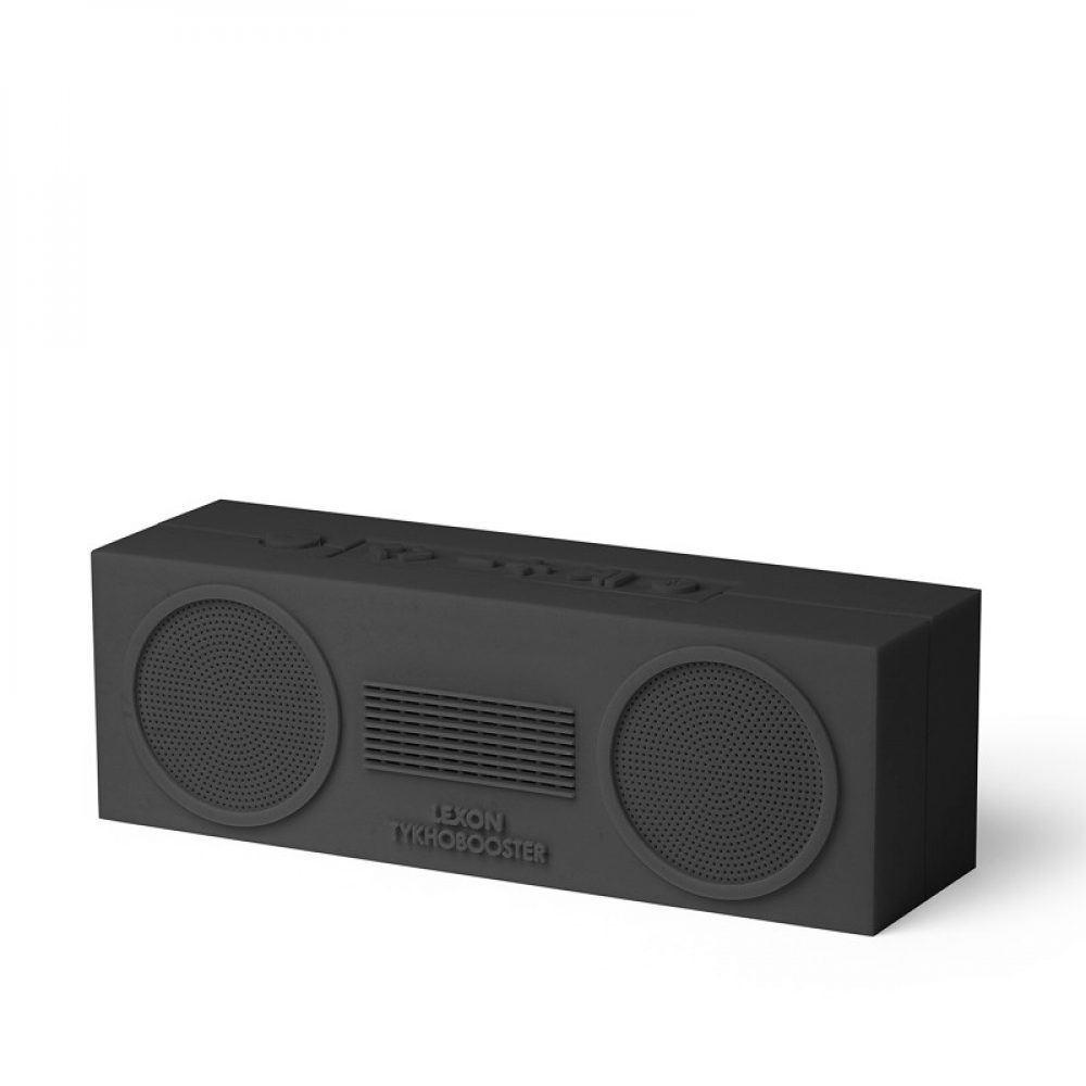 SPEAKER BLUETOOTHTYKHO BOOSTER LEXON DarkGrey